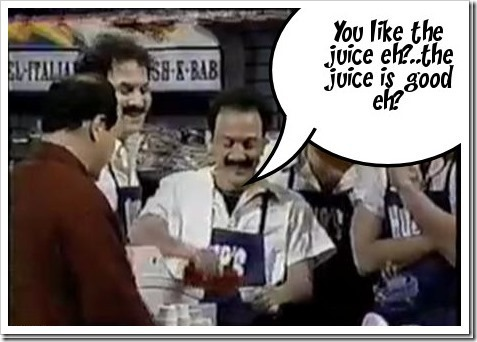 The Juice!