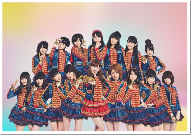 AKB48 Heart Electric