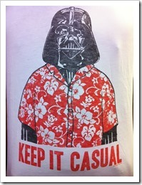 Aloha Darth Friday