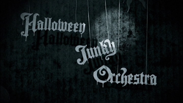 Halloween Junky Orchestra Halloween Party feat. HYDE version (6)