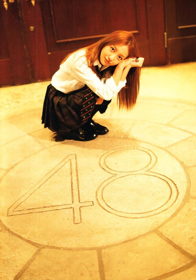 Itano Tomomi Tomochin AKB48 sotsugyou kinen shashinshuu (1)