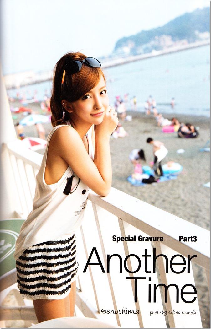Itano Tomomi Tomochin AKB48 sotsugyou kinen shashinshuu (98)