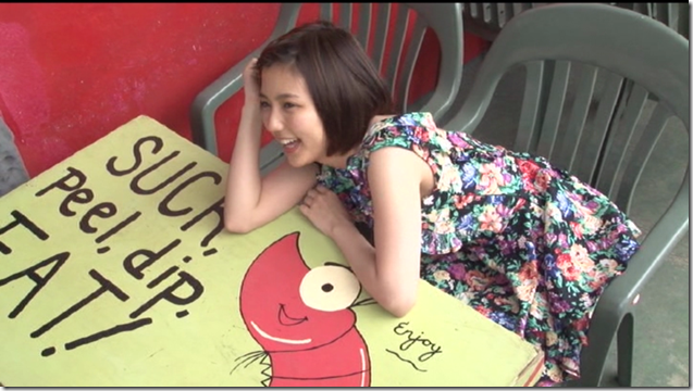Mano Erina in Manochan~Dear Friends~ making of (40)