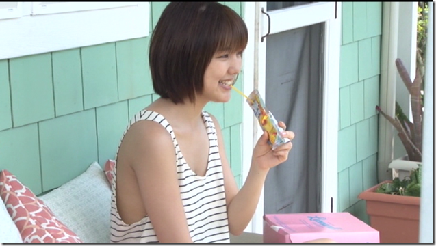 Mano Erina in Manochan~Dear Friends~ making of (9)