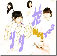 Not Yet Hiri Hiri no Hana single type B jacket (1)