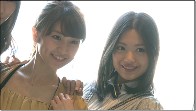 Not Yet in Hiri Hiri no Hana making of (11)