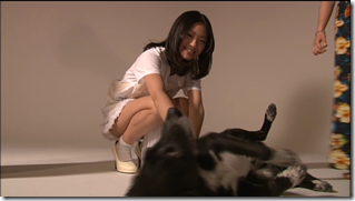 Not Yet in Hiri Hiri no Hana making of (19)