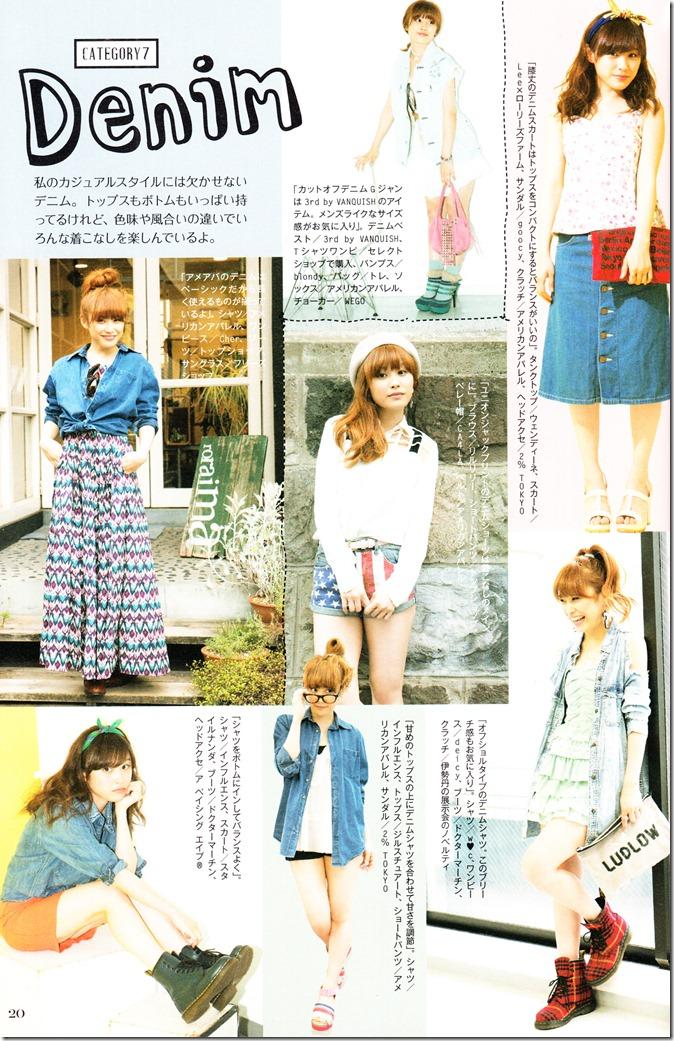 Takahashi Ai Ai am I. FASHION STYLE BOOK (22)