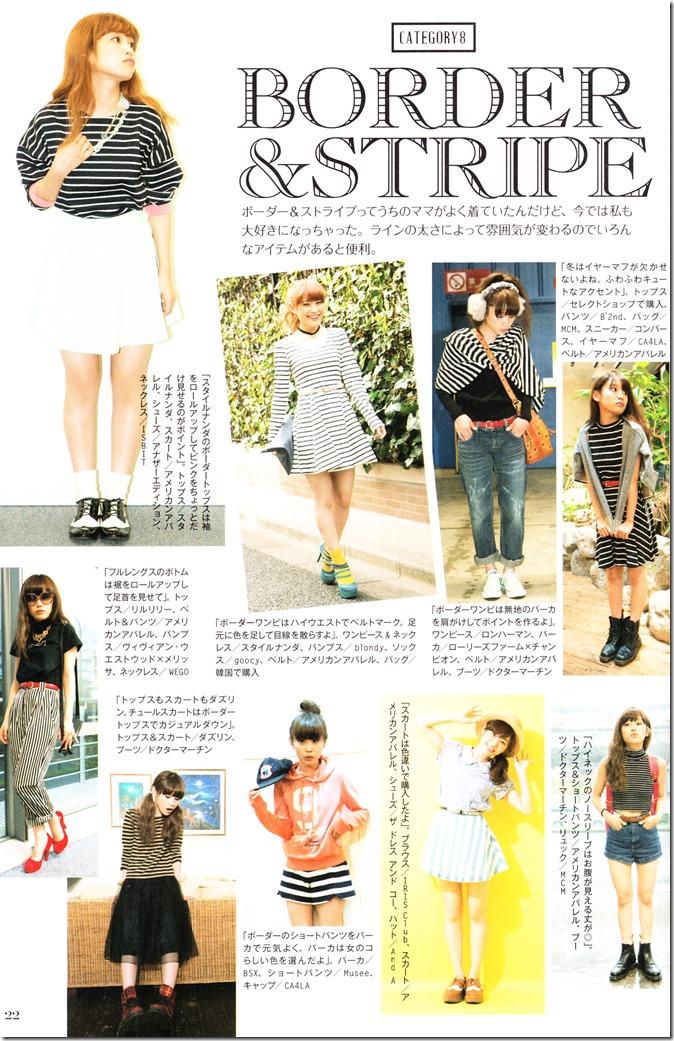Takahashi Ai Ai am I. FASHION STYLE BOOK (24)