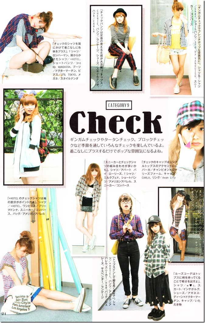 Takahashi Ai Ai am I. FASHION STYLE BOOK (26)