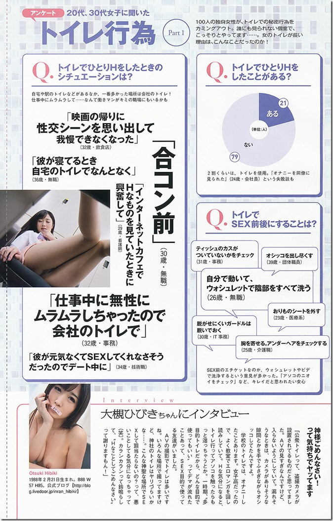 Weekly Playboy no.32 August 12th 2013 (49)
