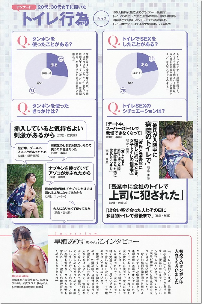 Weekly Playboy no.32 August 12th 2013 (52)
