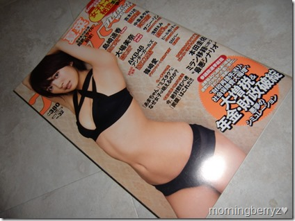 Weekly Playboy no.32 August 12th 2013