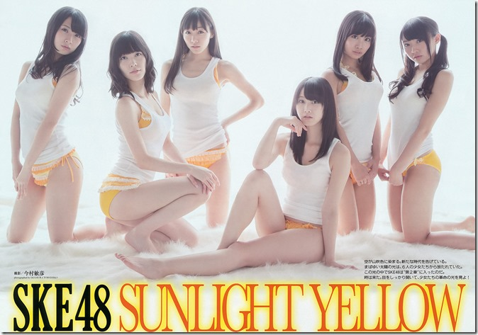 Weekly Playboy no.41 October 14th, 2013 (3)