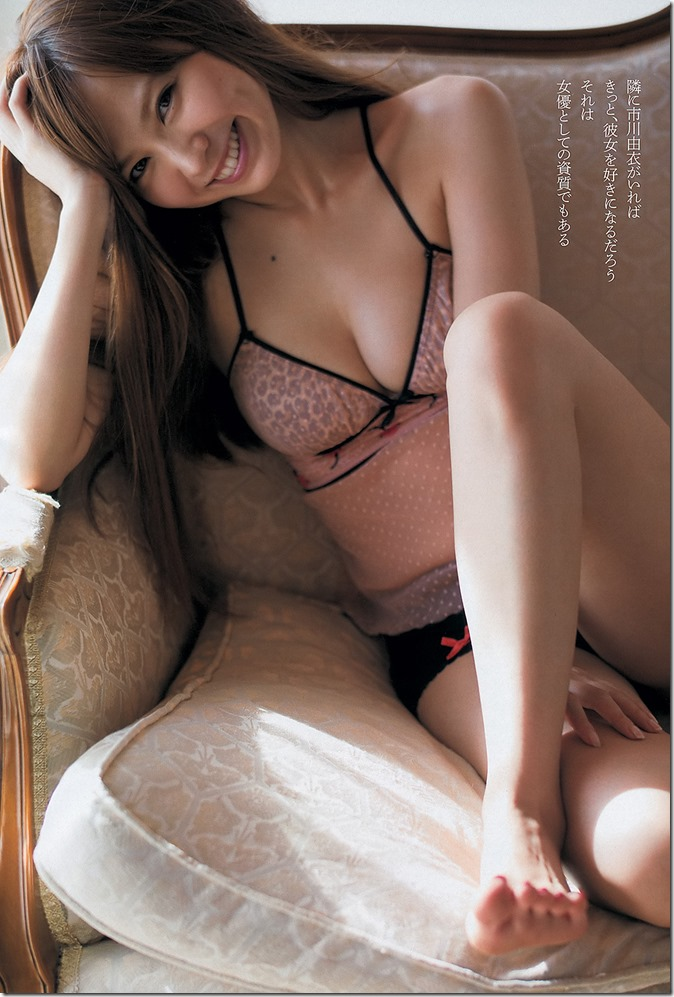 Weekly Playboy no.42 October 21st, 2013 (33)