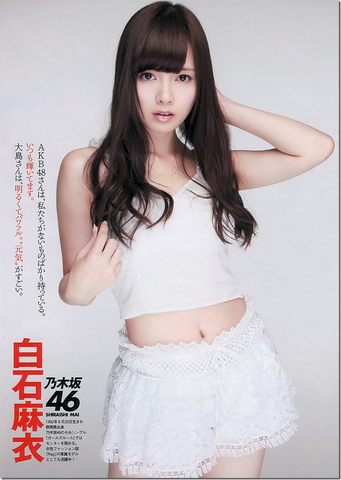 Weekly Playboy no.42 October 21st, 2013 (3)