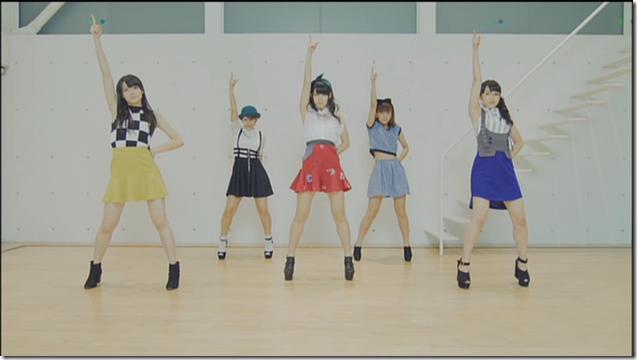 C-ute in Tokai no hitorigurashi (dance shot ver (17)