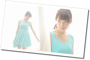 Nakajima Saki Bloom (behind the glass) (29)