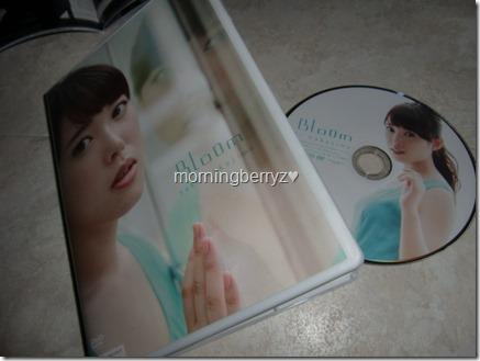 Nakajima Saki Bloom DVD