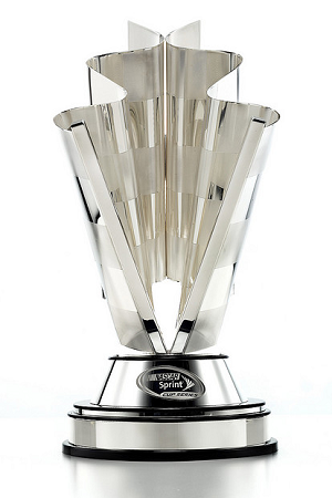 NASCAR Sprint Cup Championship trophy