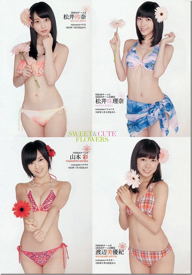 Weekly Playboy no.45 November 11th, 2013 (11)