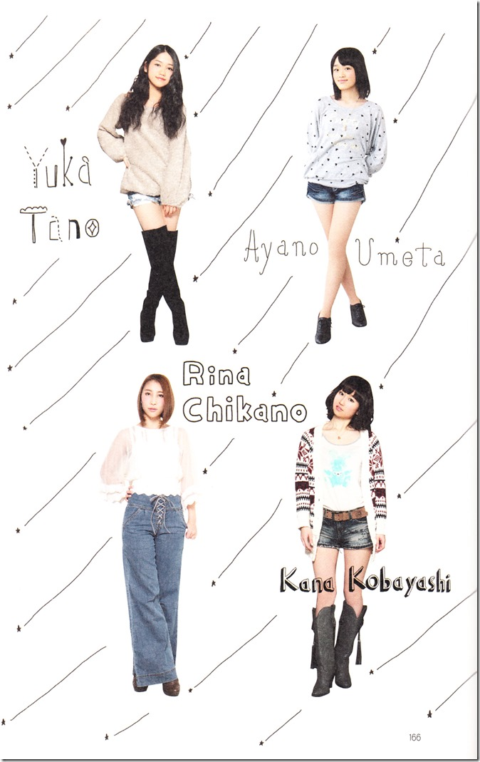 AKB48, SKE48, NMB48, HKT48 Oshare Sosenkyo! Shifuku Senbatsu no Center wa Dare (149)