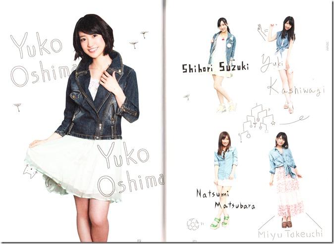 AKB48, SKE48, NMB48, HKT48 Oshare Sosenkyo! Shifuku Senbatsu no Center wa Dare (153)