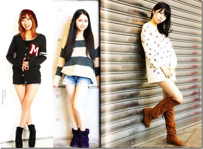AKB48, SKE48, NMB48, HKT48 Oshare Sosenkyo! Shifuku Senbatsu no Center wa Dare (157)
