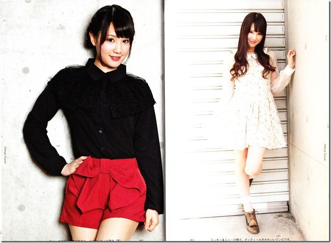 AKB48, SKE48, NMB48, HKT48 Oshare Sosenkyo! Shifuku Senbatsu no Center wa Dare (158)
