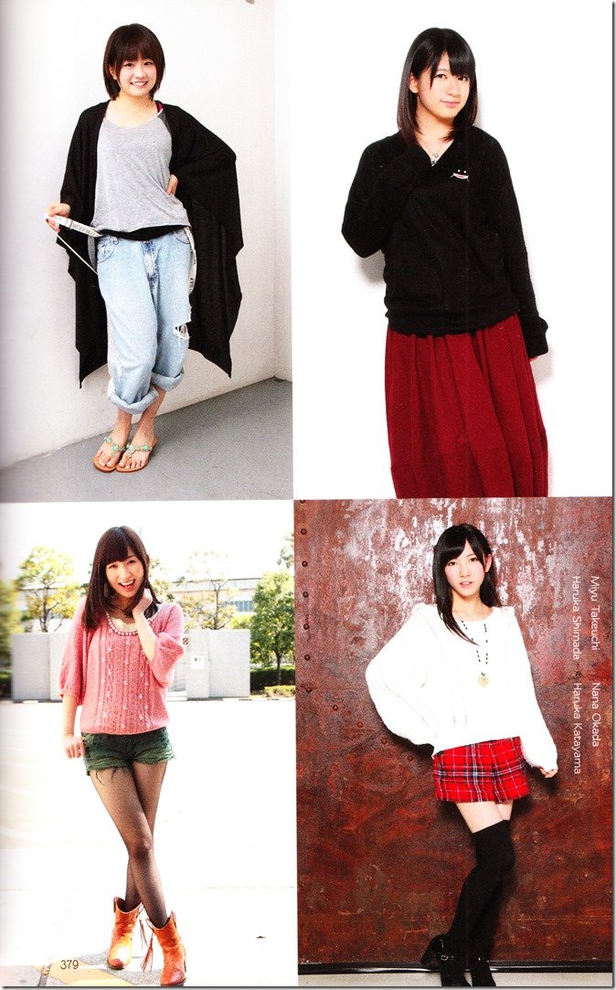 AKB48, SKE48, NMB48, HKT48 Oshare Sosenkyo! Shifuku Senbatsu no Center wa Dare (15)