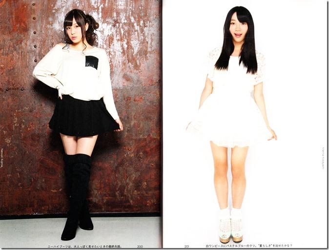AKB48, SKE48, NMB48, HKT48 Oshare Sosenkyo! Shifuku Senbatsu no Center wa Dare (167)