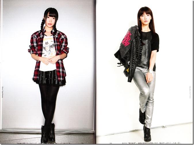 AKB48, SKE48, NMB48, HKT48 Oshare Sosenkyo! Shifuku Senbatsu no Center wa Dare (174)