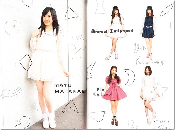 AKB48, SKE48, NMB48, HKT48 Oshare Sosenkyo! Shifuku Senbatsu no Center wa Dare (188)