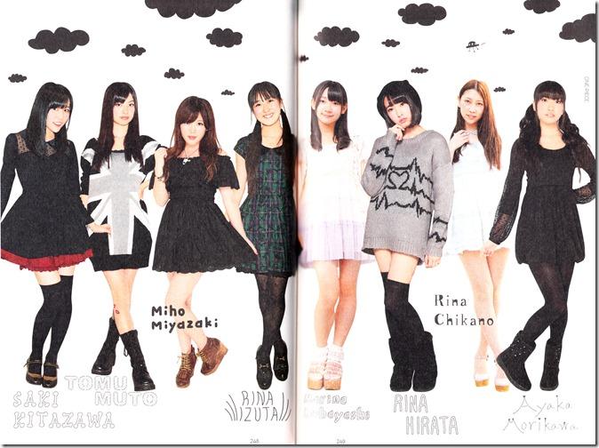 AKB48, SKE48, NMB48, HKT48 Oshare Sosenkyo! Shifuku Senbatsu no Center wa Dare (191)