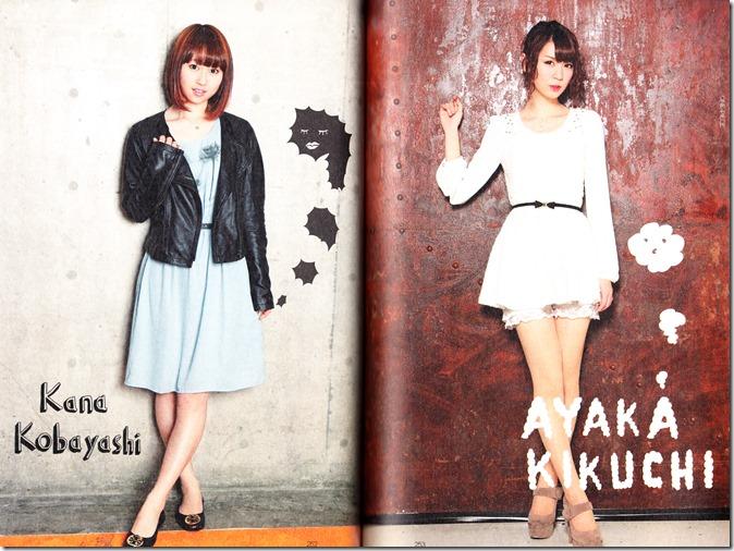 AKB48, SKE48, NMB48, HKT48 Oshare Sosenkyo! Shifuku Senbatsu no Center wa Dare (193)