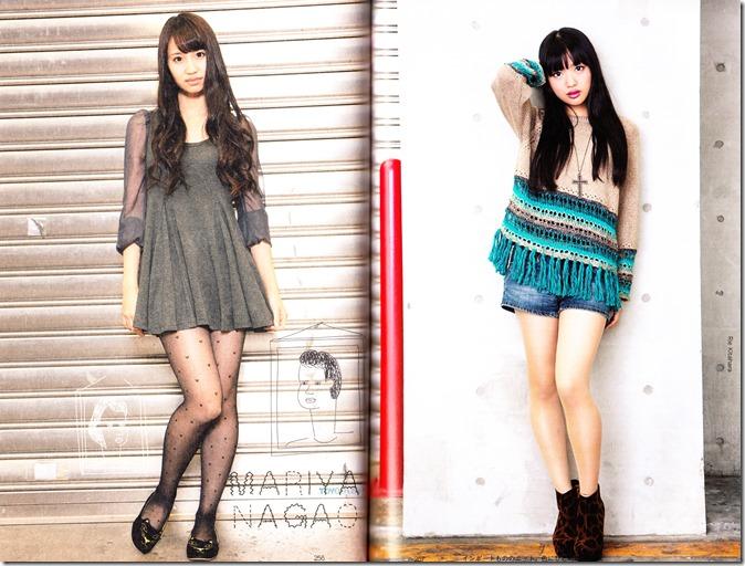 AKB48, SKE48, NMB48, HKT48 Oshare Sosenkyo! Shifuku Senbatsu no Center wa Dare (195)