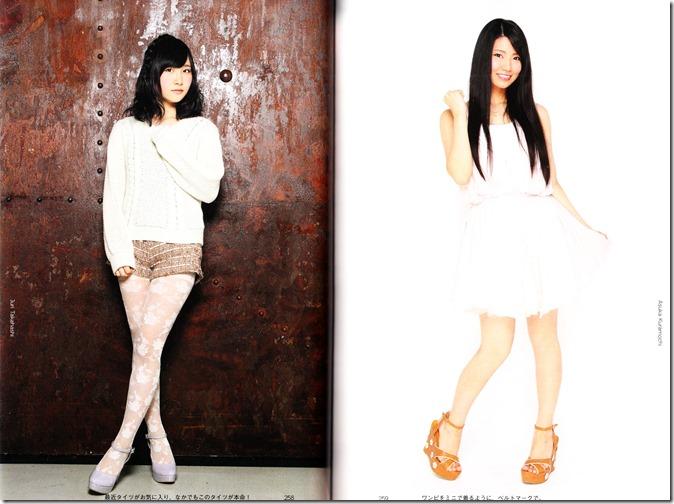 AKB48, SKE48, NMB48, HKT48 Oshare Sosenkyo! Shifuku Senbatsu no Center wa Dare (196)