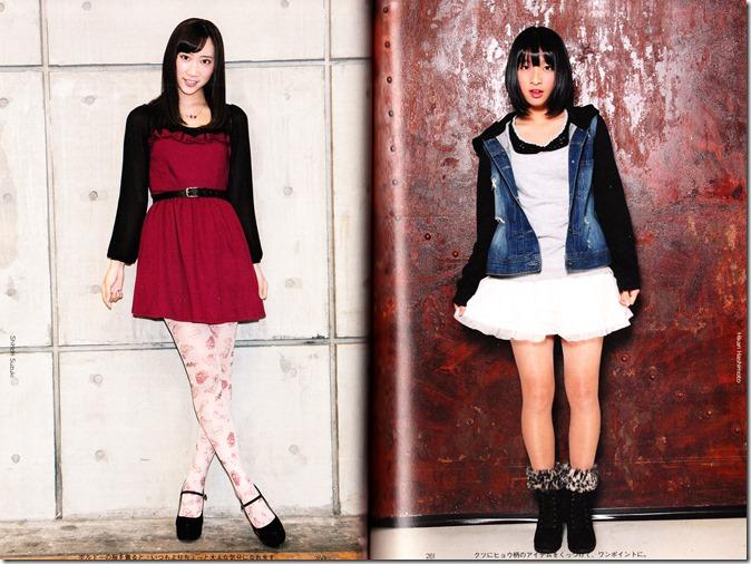 AKB48, SKE48, NMB48, HKT48 Oshare Sosenkyo! Shifuku Senbatsu no Center wa Dare (197)