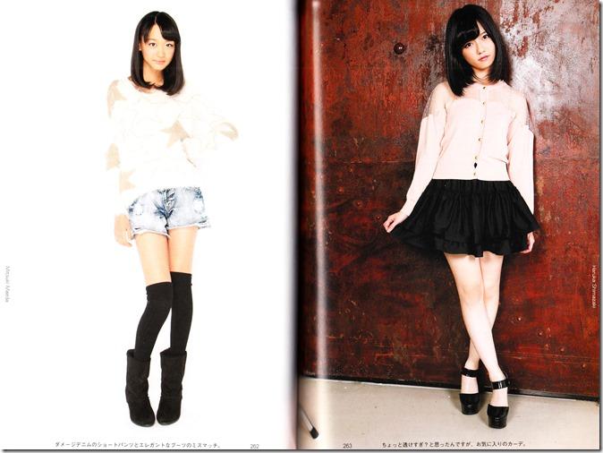 AKB48, SKE48, NMB48, HKT48 Oshare Sosenkyo! Shifuku Senbatsu no Center wa Dare (198)