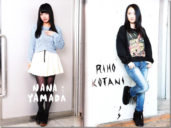 AKB48, SKE48, NMB48, HKT48 Oshare Sosenkyo! Shifuku Senbatsu no Center wa Dare (201)
