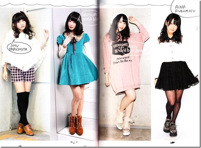 AKB48, SKE48, NMB48, HKT48 Oshare Sosenkyo! Shifuku Senbatsu no Center wa Dare (203)