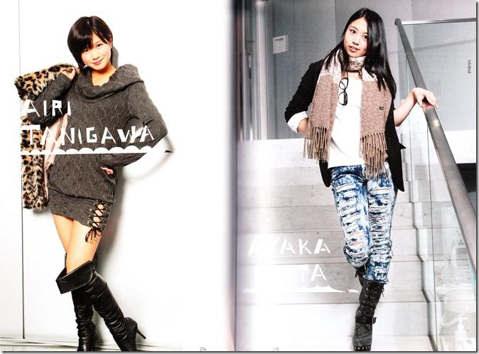 AKB48, SKE48, NMB48, HKT48 Oshare Sosenkyo! Shifuku Senbatsu no Center wa Dare (204)
