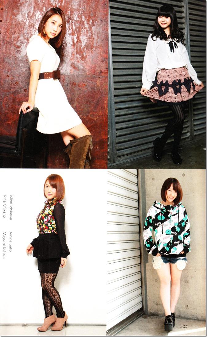 AKB48, SKE48, NMB48, HKT48 Oshare Sosenkyo! Shifuku Senbatsu no Center wa Dare (220)