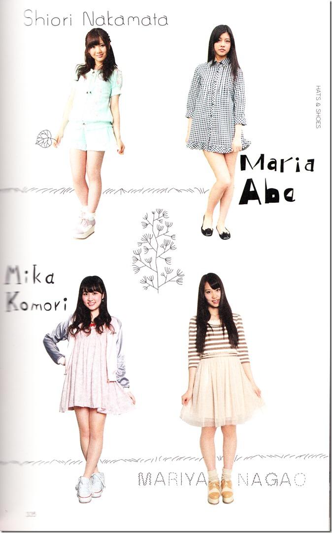 AKB48, SKE48, NMB48, HKT48 Oshare Sosenkyo! Shifuku Senbatsu no Center wa Dare (249)