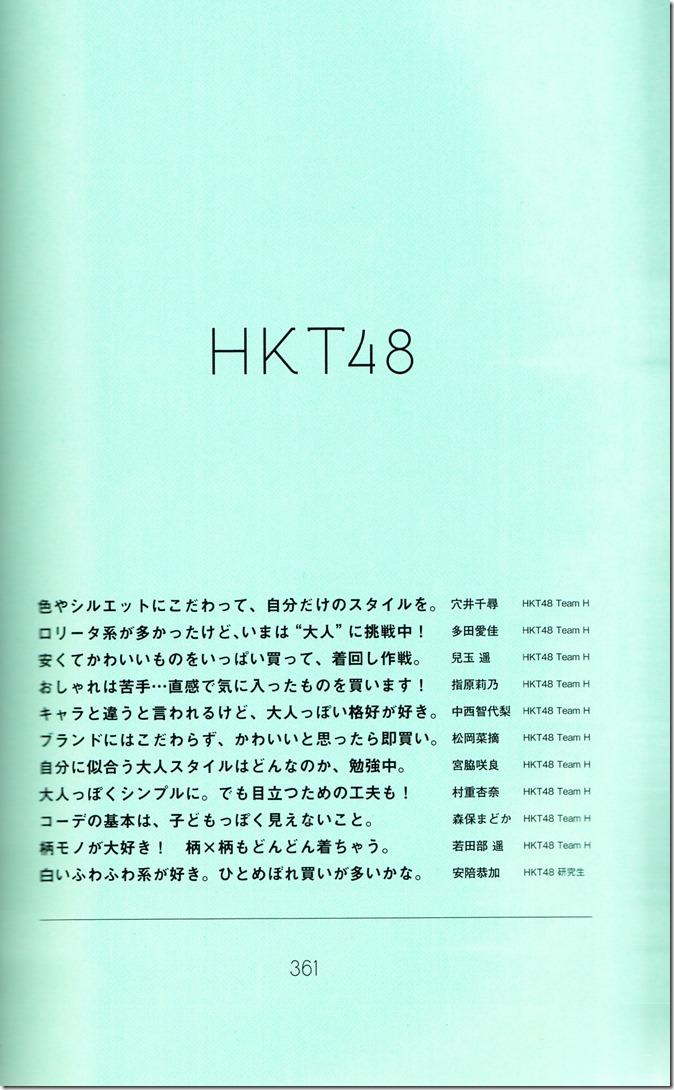 AKB48, SKE48, NMB48, HKT48 Oshare Sosenkyo! Shifuku Senbatsu no Center wa Dare (274)