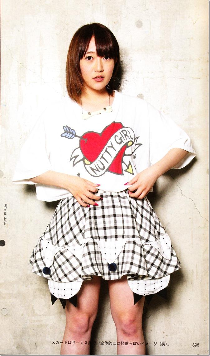 AKB48, SKE48, NMB48, HKT48 Oshare Sosenkyo! Shifuku Senbatsu no Center wa Dare (29)