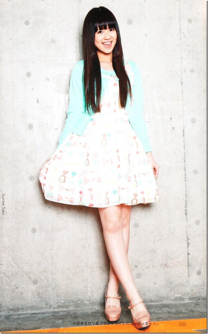 AKB48, SKE48, NMB48, HKT48 Oshare Sosenkyo! Shifuku Senbatsu no Center wa Dare (30)