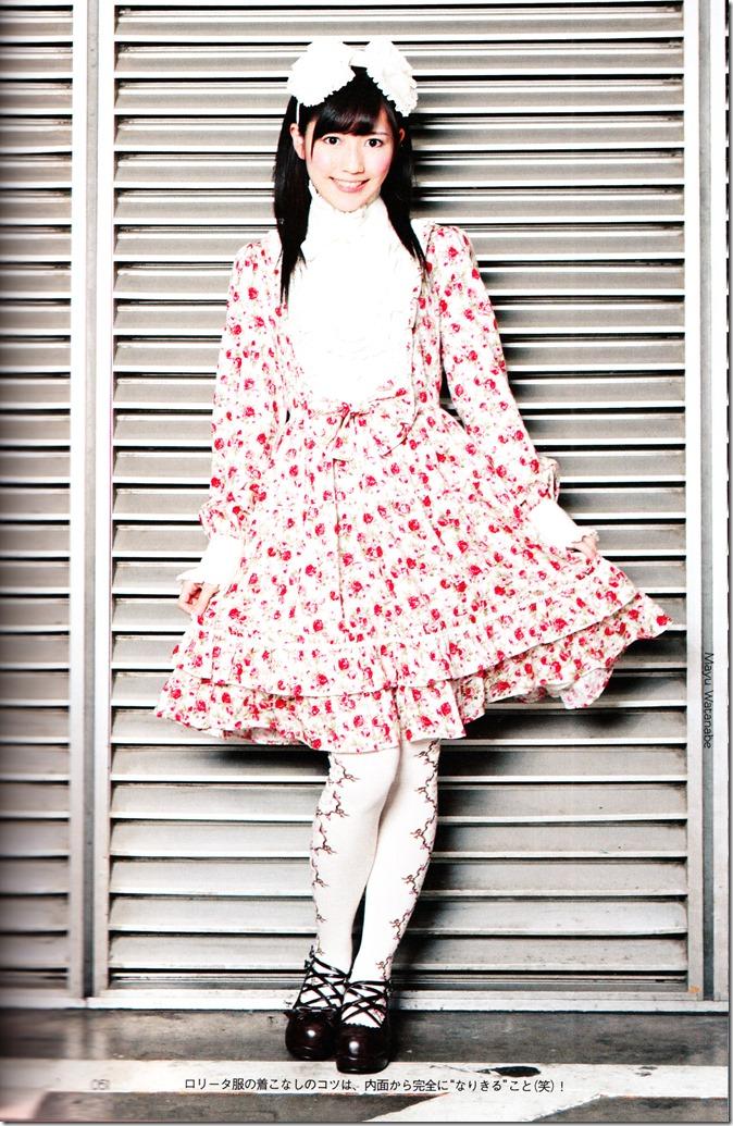 AKB48, SKE48, NMB48, HKT48 Oshare Sosenkyo! Shifuku Senbatsu no Center wa Dare (45)