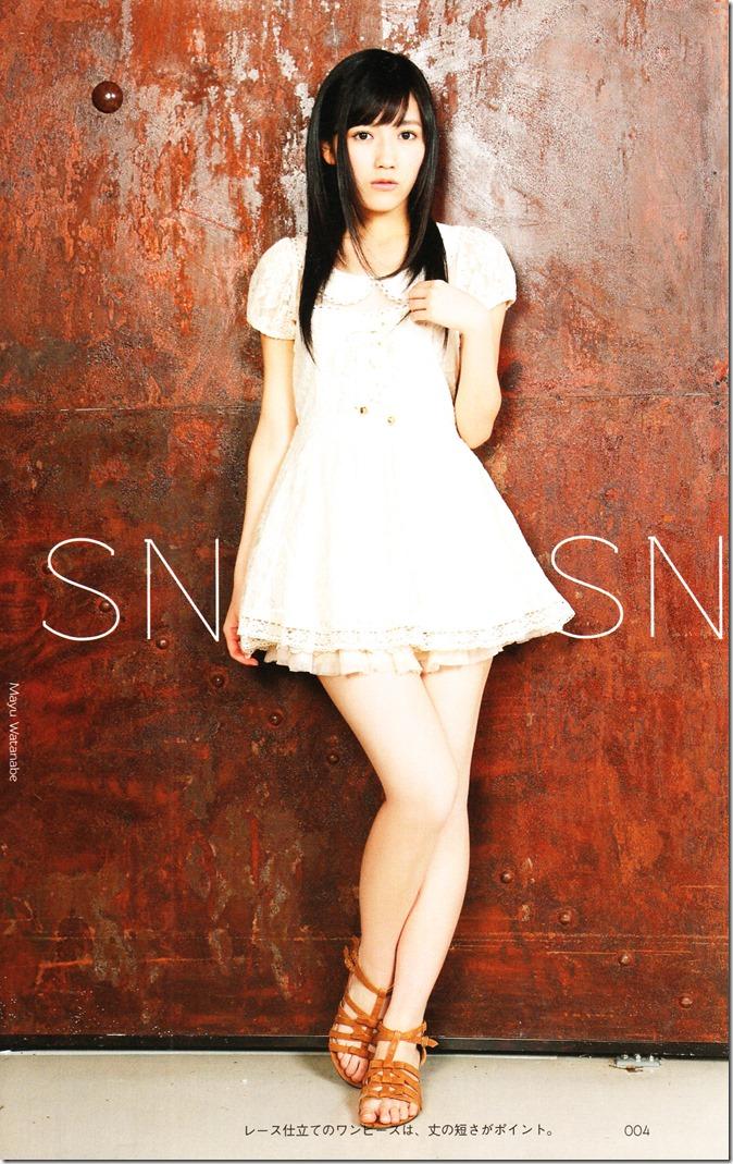 AKB48, SKE48, NMB48, HKT48 Oshare Sosenkyo! Shifuku Senbatsu no Center wa Dare (4)