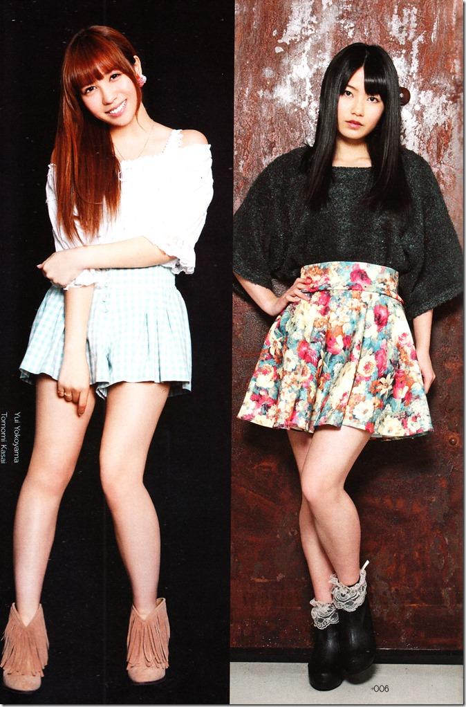 AKB48, SKE48, NMB48, HKT48 Oshare Sosenkyo! Shifuku Senbatsu no Center wa Dare (6)
